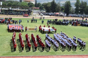 Çine'de 19 Mayıs Törenlerle Kutlandı