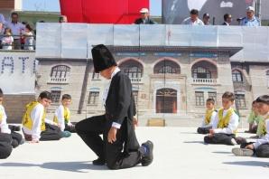 Çine'de 23 Nisan Coşkusu