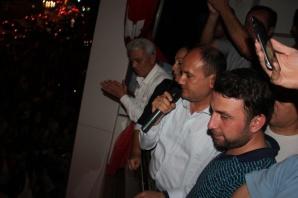 Çine'de AK Parti Seçim Zaferini Kutladı