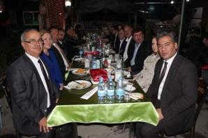 MHP Aydın Milletvekili Adayı Hüseyin Karagöz, Çine Teşkilatını Ziyaret Etti