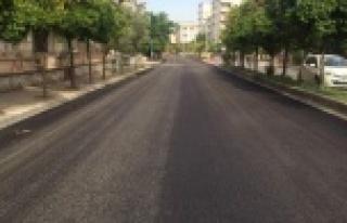 Büyükşehir Aydın- Çine Asfalt Çalışmalarına...
