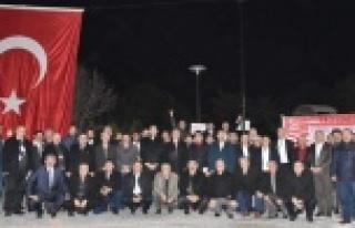 MHP Aydın 'Şehrin Eminleri' toplantı