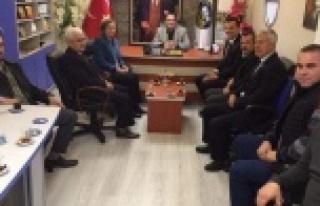 """MHP Aydın Teşkilatı, """"Koçarlı'nın yanındayız"""""""