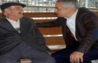 AK Parti Aydın Milletvekili Savaş, Ramazan Bayramını...