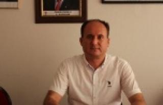"""AK Parti İlçe Başkanı Tosun, """"Milletimizin İstemediğini..."""