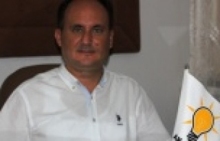 """Mehmet Tosun, """"AK Parti Olarak Ülkeyi Başarıyla..."""