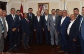 Aydın Tarımının Sorunlarını Fakıbaba'ya...