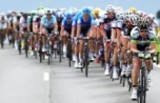 53.Cumhurbaşkanlığı Bisiklet Turu Çine'den...