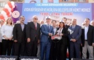 """Başkan Çerçioğlu: """"Aydın'ın Her Noktasına..."""