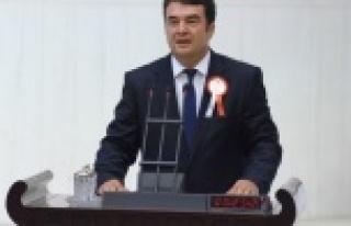 CHP'li Baydar Benzin Zammını Meclis'e Taşıdı