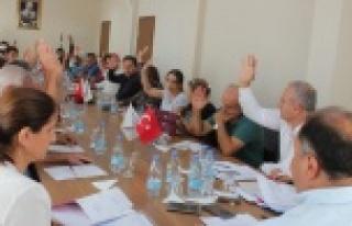 Çine Belediye Meclisi Ekim Ayı Toplantısı Yapıldı