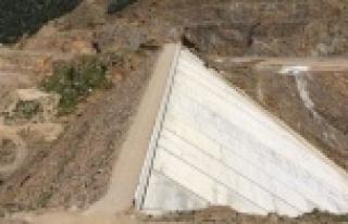 Çine Gökbel Barajıyla 210 Bin 690 Dekar Zirai Arazi...