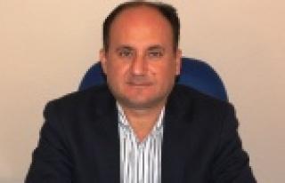 AK Parti İlçe Başkanı Mehmet Tosun'dan Mevlid...