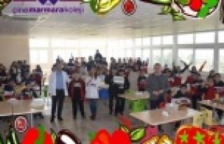 Çine Marmara Koleji 'Yerli Malı Kullanılmalı'