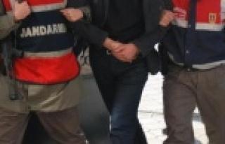 Hırsızlık Suçundan Aranan Şahıs Tutuklandı