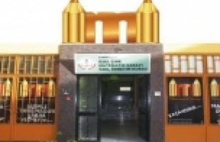 'Matematik Sarayı' Şimdi Çine'de