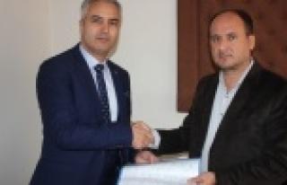 Serkan Sevinç, AK Parti İlçe Başkanlığına Aday...