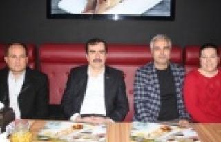 AK Parti'li Erdem'den Hayırlı Olsun Ziyareti