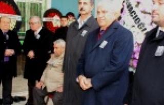 CHP'li Vekil Atay'ın Babası Son Yolculuğuna...