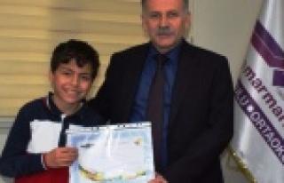 Çine Marmara Koleji'ni Gururlandıran Başarı