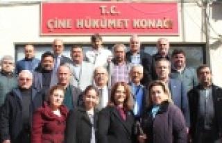 İYİ Parti İlçe Başkanı Yavuz, Mazbatasını...