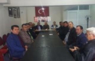 MHP'den, Başkanlara 'Hayırlı Olsun' Ziyareti