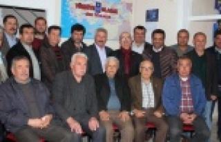 """Ziraat Odası Başkanı Atıgan, """"İYİ Parti Türkiye..."""
