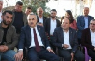 Aydın Milletvekili Savaş'tan, Afrin Gazisi Hakan...