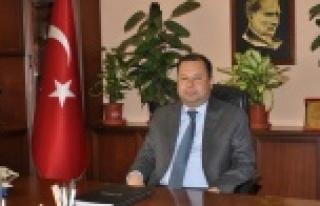 Belediye Başkanı Enver Salih Dinçer'in 8 Mart...