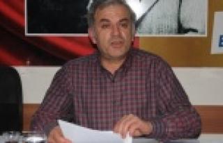"""CHP İlçe Başkanı Şahin, """"Biz Bunu Kınıyoruz"""""""