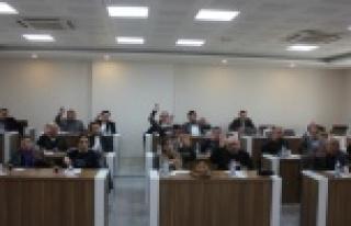 Çine Belediyesi Mart Ayı Meclis Toplantısı Yaptı