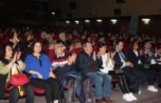 Çineliler, Türk Sanat Müziği Konseriyle Coştu