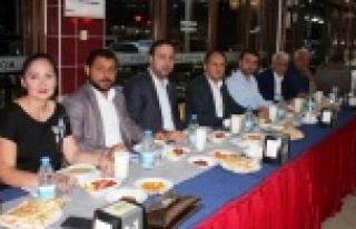 AK Parti Çine Teşkilatı, Mahalle Başkanlarıyla...