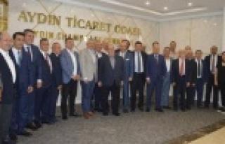 AYTO Yüksek İstişare Kurulu ilk toplantısını...