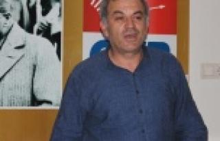 """CHP İlçe Başkanı Şahin """" Çiftçimiz Mağdur..."""