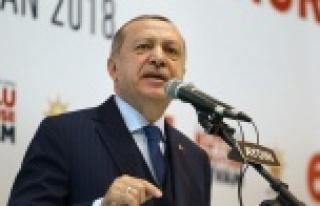 """Cumhurbaşkanı Erdoğan: """" Aydın, Türkiye'de..."""