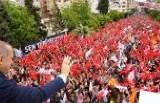"""Cumhurbaşkanı Erdoğan: """"Aydın'a Verdiğimiz..."""