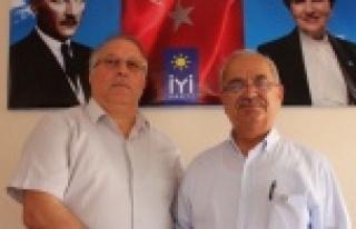 İYİ Parti Çine İlçe Başkanı Yavuz, Adaylık...