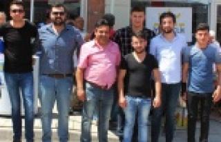 İYİ Partili Gençler, Seçim Startını Hayırla...