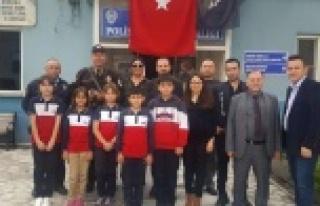 Marmara Koleji Polis Bayramını Kutladı