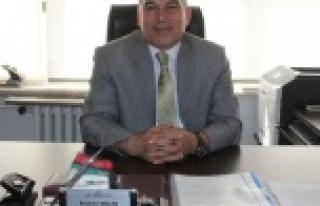 Yeni İlçe Seçim Müdürü İbrahim Ercan Çine'de...