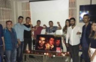 CHP'li Gençler Deniz Gezmiş ve Arkadaşlarını...