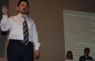 ÇMYO, 'Finansal Okur Yazarlık Eğitim' Paneli