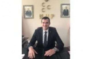"""MHP İl Başkanı Pehlivan; """"Gençlerimizin eğitimi..."""