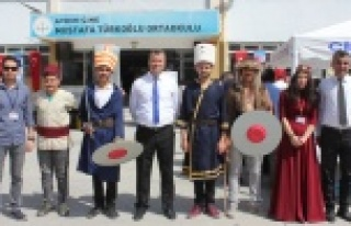 Mustafa Türkoğlu Ortaokulu TÜBİTAK Projeleri Sergilendi