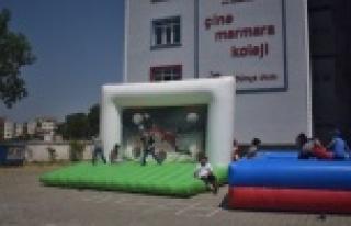Özel Çine Marmara Koleji, 23 Nisan Şenliği