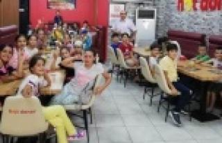Güler Bisiklet'ten Çocuklara 15 Temmuz Etkinliği