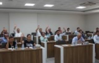 Çine Belediye Meclisi Ağustos Toplantısını Yaptı