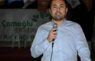 AK Partili Mutlu Menderes Eşiyok İddialı