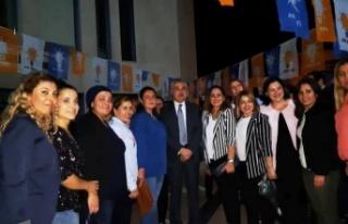 "Aydın AK Parti Milletvekili Savaş; ""Kadın..."